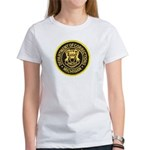 Michigan Corrections Women's T-Shirt