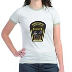Pennsylvania C.S.I. Jr. Ringer T-Shirt