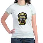 Pennsylvania C.S.I. Jr. Ringer T-Shirt