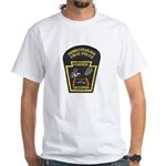 Pennsylvania C.S.I. White T-Shirt