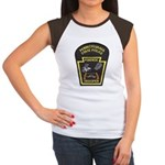 Pennsylvania C.S.I. Women's Cap Sleeve T-Shirt