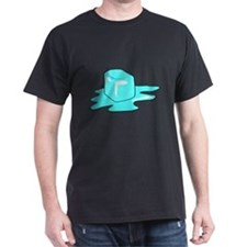 Melting Ice Cube T-Shirt