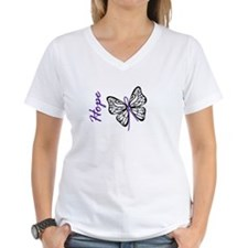 Hope Butterfly Shirt