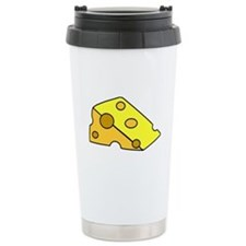 Swiss Cheese Travel Mug
