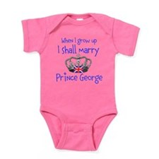 Marry Prince George Baby Bodysuit