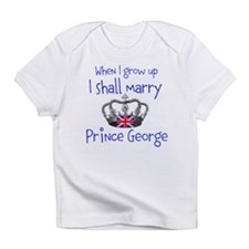 Marry Prince George Infant T-Shirt
