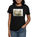Frillback Pigeons Women's Dark T-Shirt