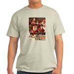 Attwell 12 Ash Grey T-Shirt