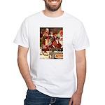 Attwell 12 White T-Shirt