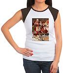 Attwell 12 Women's Cap Sleeve T-Shirt