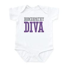 Homeopathy DIVA Infant Bodysuit