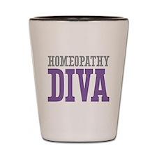 Homeopathy DIVA Shot Glass