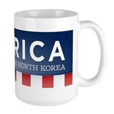 Better Than North Korea Mug