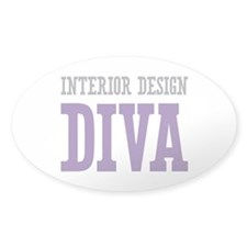Interior Design DIVA Decal