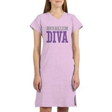 Journalism DIVA Women's Nightshirt