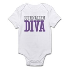 Journalism DIVA Infant Bodysuit