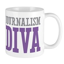 Journalism DIVA Mug