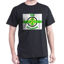 4TH Infantry Division Ivy T-Shirt