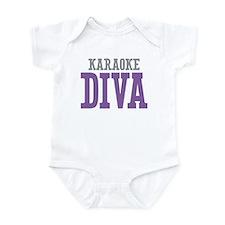Karaoke DIVA Infant Bodysuit