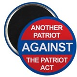 Patriot Act Magnet