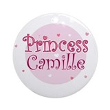 Camille Ornament (Round)