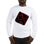 Geeky Dice Long Sleeve T-Shirt