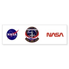 STS-102 Bumper Sticker