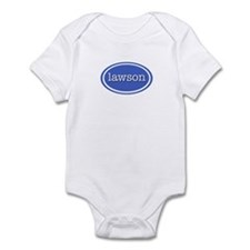 Lawson - Nameplate Infant Bodysuit