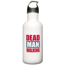 Dead Man Walking Water Bottle