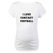 I love Fantasy Football Shirt
