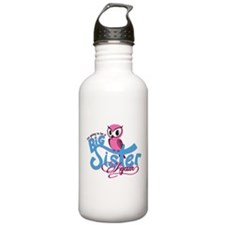 Im going to be a Big Sister Again Water Bottle
