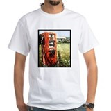 &quot;Old Red Gas Pump&quot;Shirt