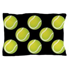 Tennis Balls Pillow Case
