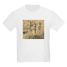 Meerkat Attire Kids T-Shirt