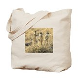 Meerkat Attire Tote Bag