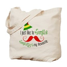 Smilings my favorite Tote Bag