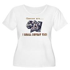RPG, D&D, Gamer Dice T-Shirt