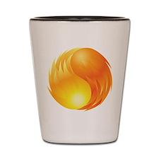 Elemental Fire - Yin Yang - Balance - Flames Shot