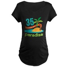 35th Anniversary (Tropical) T-Shirt