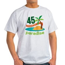 45th Anniversary (tropical) T-Shirt