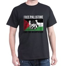 free palestineRed T-Shirt