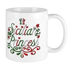 Sicilian Princess Coffee Mug