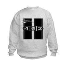 Olds 442 Racing Stripes Sweatshirt