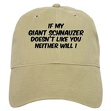If my Giant Schnauzer Cap