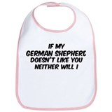 If my German Shepherd Bib