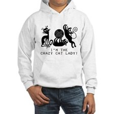 I'm the Crazy Cat Lady Hoodie