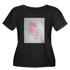 Rose of Sharon Plus Size T-Shirt