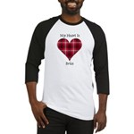 Heart - Brice Baseball Jersey