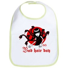 Bad Hair Day Bib