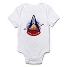 STS-1 Columbia Infant Bodysuit